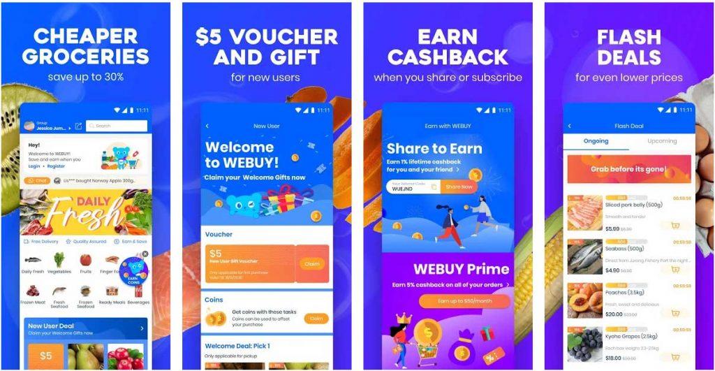 WEBUY: Bringing the Kampung Spirit of Group Buying Back to E-Commerce - Alvinology