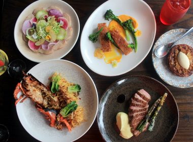 [Review] Chinese New Year dinner with French flair at Ginett - Alvinology