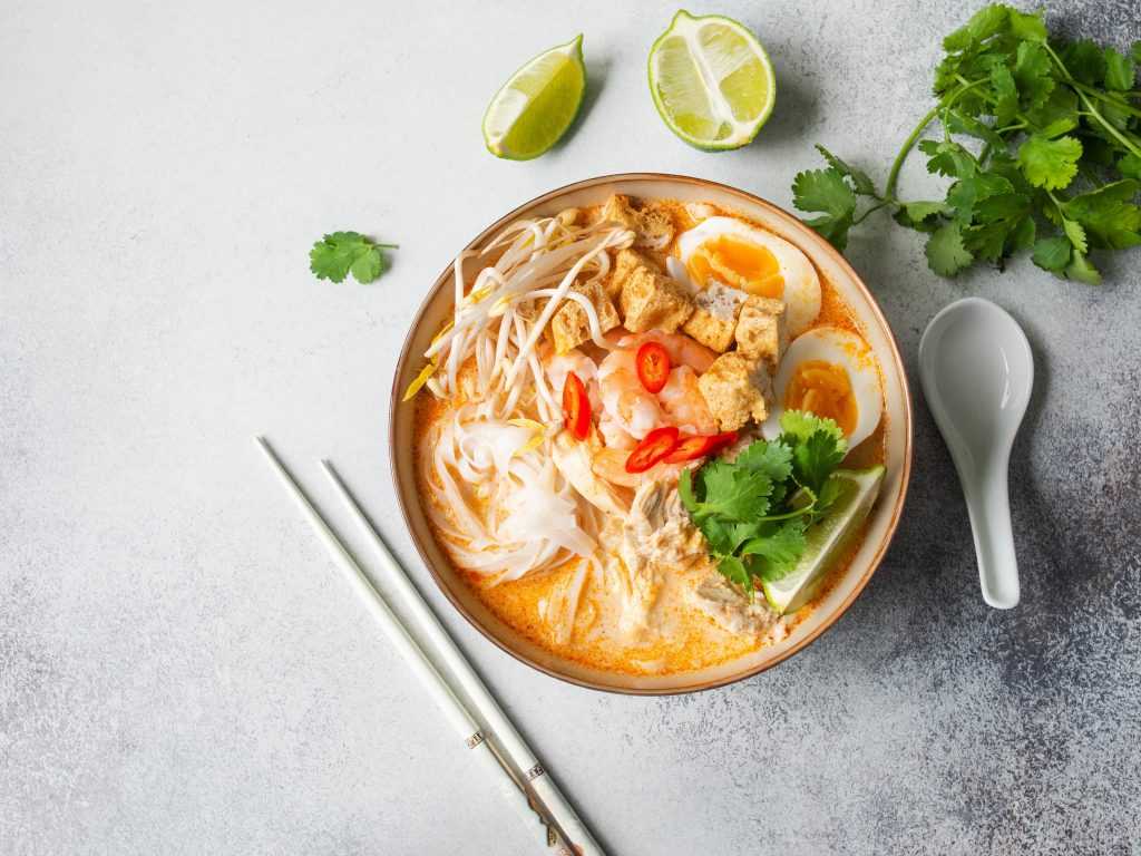 Healthier Laksa Stock: Trans-Fat Free, Low in Sugar and Zero Added Preservatives from CHU Collagen - Alvinology