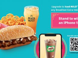 [GIVEAWAY] Stand to win an iPhone 12 by simply having breakfast at McDonald's! Here's how – - Alvinology