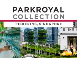 Experience the life of a Crazy Rich Asian with this PARKROYAL COLLECTION Pickering exclusive offer! - Alvinology