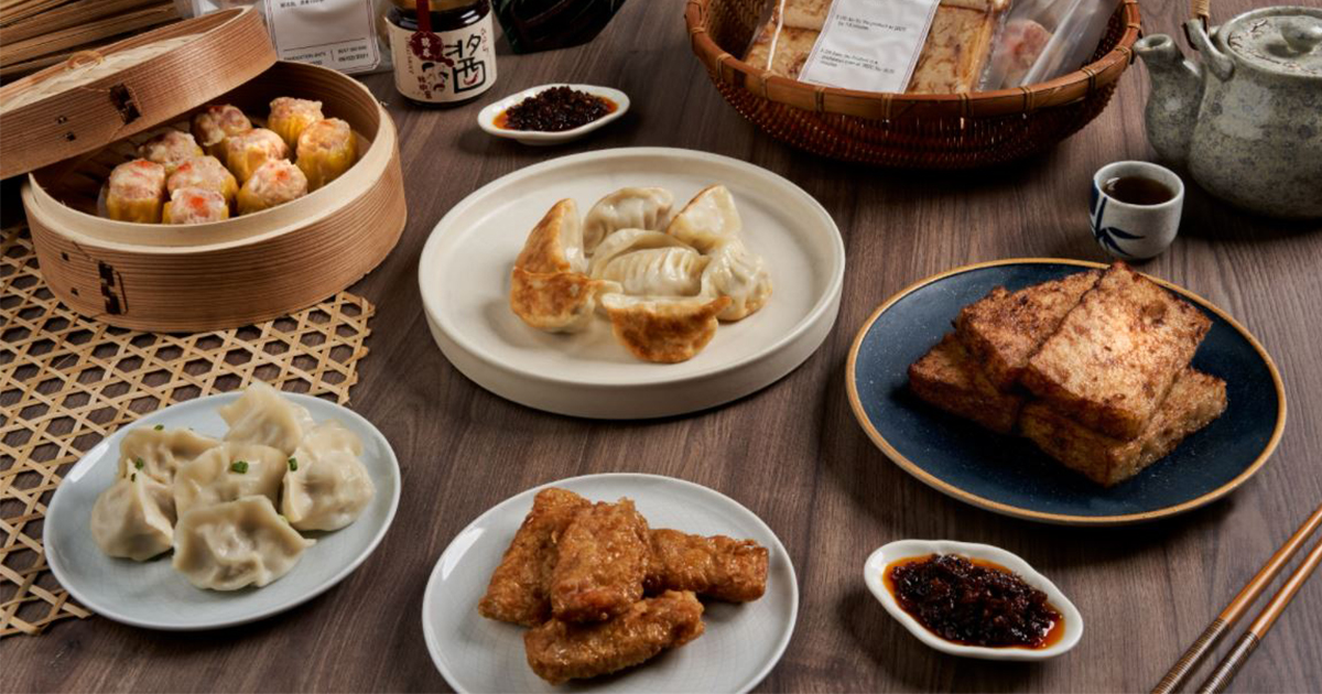 [PROMO INSIDE] Satisfy your dim sum cravings at home - Swee Choon's frozen dim sum series is available via Qoo10 and the store's official website - Alvinology