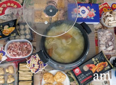 [REVIEW + GIVEAWAY] CNY Huat Cow Cow with EB Food for your home steamboat - Alvinology