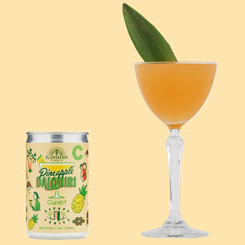 Enjoy at home: Cocktail in a Can from Curatif - Alvinology