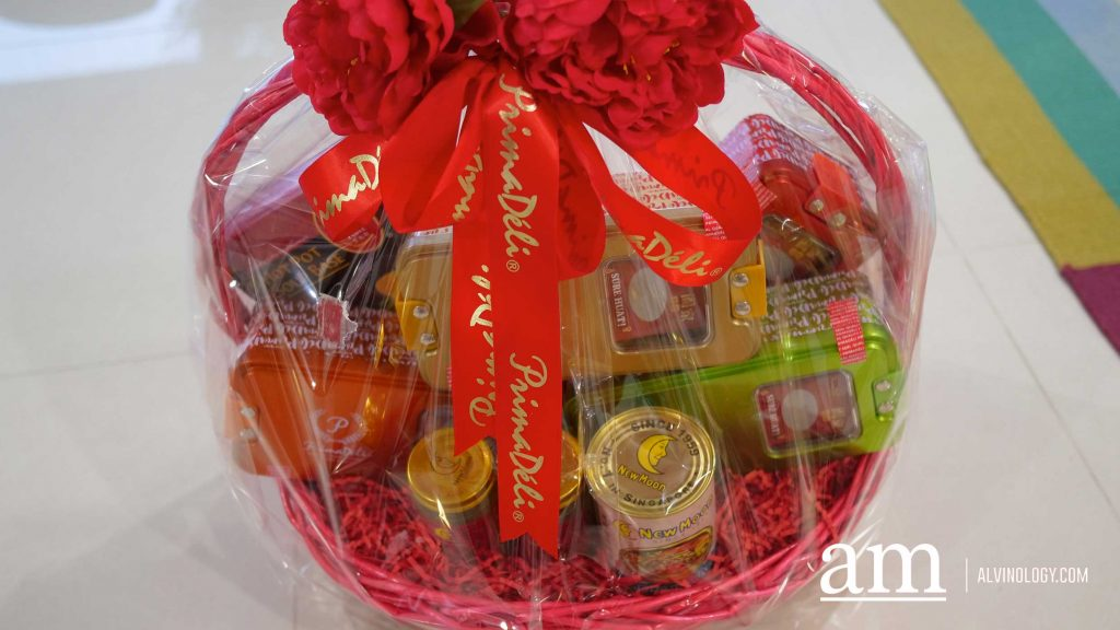 Power-Huat your CNY Gifting with PrimaDéli's Huat Huat Cake and Prosperity Gift Set - Alvinology