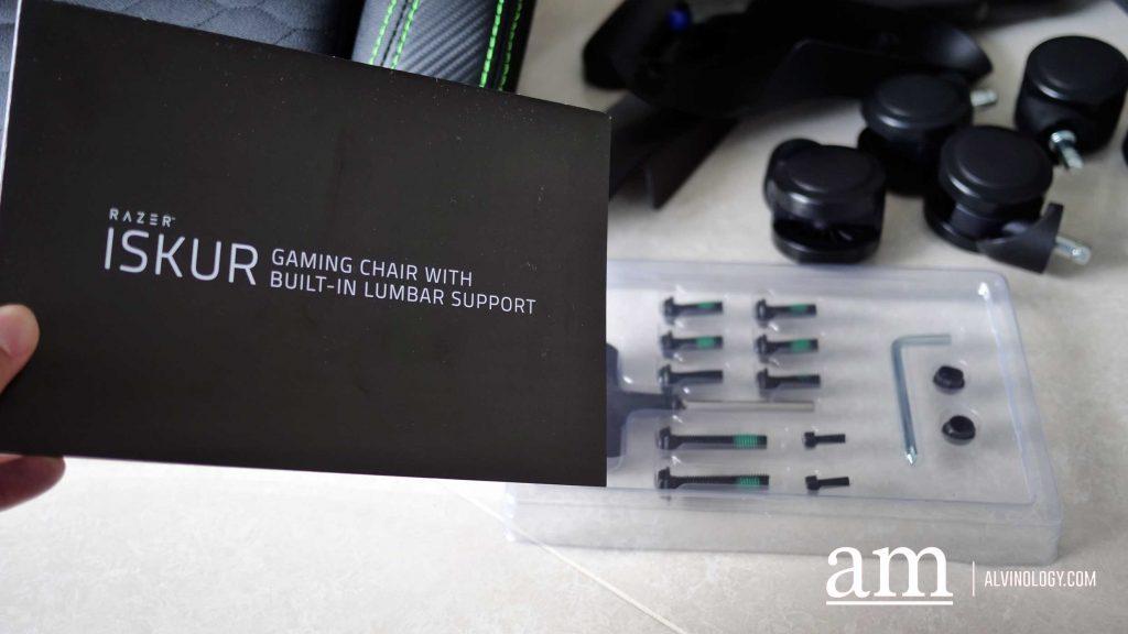 Fresh Batch of Razer Iskur Gaming Chair Landing in Singapore on 25 Jan, 12PM - Mark your Calendar - Alvinology