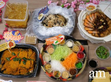 [Review] Halal-certified, Fuss-free CNY Feast from Stamford Catering - Alvinology