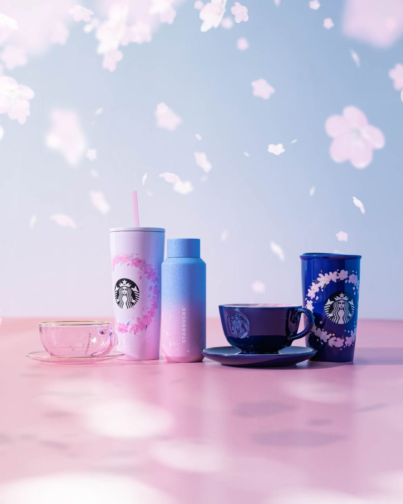 Starbucks enters the new season with a new Sakura Collection along with the creamiest, fluffiest, and foamiest Cloud Macchiato - Alvinology