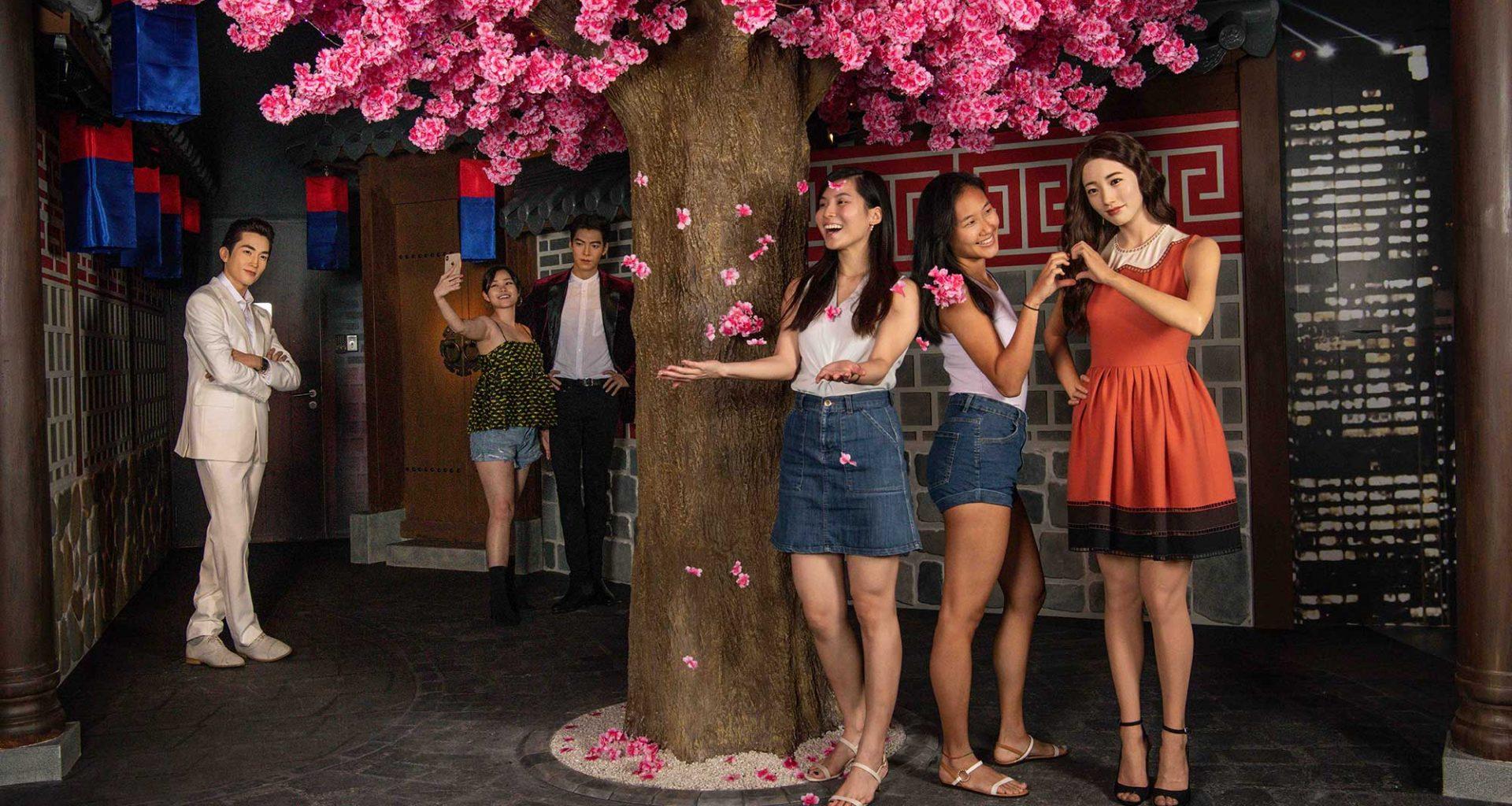[SingapoRediscovers] K-wave Zone at Madame Tussauds Singapore - Alvinology