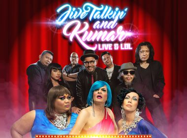 Catch Kumar LIVE & LOL at Capitol Theatre on 13 March – buy your tickets here before they sell out! - Alvinology