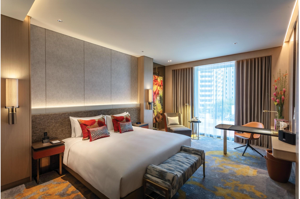 [SingapoRediscovers] From City to Hilltop to Island - this Sofitel Singapore City Centre staycation package is the perfect way to utilise your S$100 voucher! - Alvinology