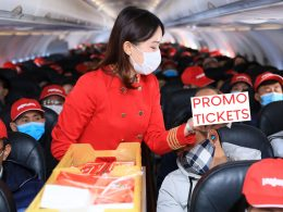 """[AIRFARE PROMO] Vietjet offers """"Zero Vietnam dong"""" fare and attractive weekly prizes to celebrate the 2021 Lunar New Year - Alvinology"""