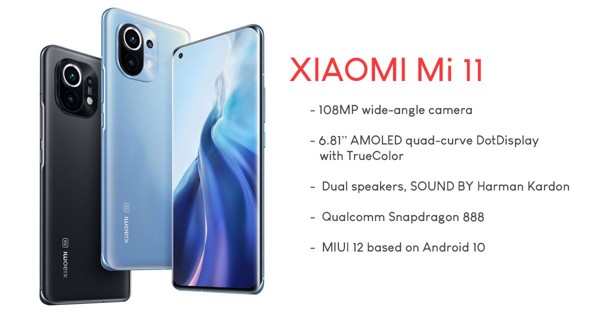 New Xiaomi Mi 11 comes packing with 108MP Studio-grade Camera Features putting a movie studio in users' pockets; See Full Specs Here - - Alvinology