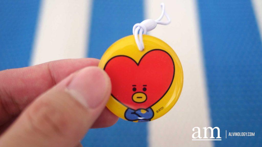 [BTS fans alert] BT21 EZ-Link charms now available in Singapore - Alvinology