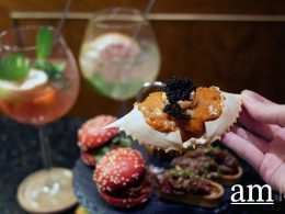[Review] Beyond Afternoon Tea at Conrad Centennial Singapore- Savoury Sophistication - Alvinology
