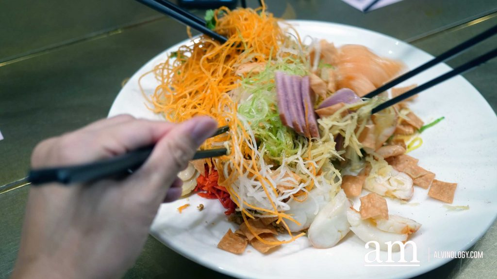 Rhapsody of Spring Buffet at Food Capital, Grand Copthorne Waterfront Hotel - Alvinology