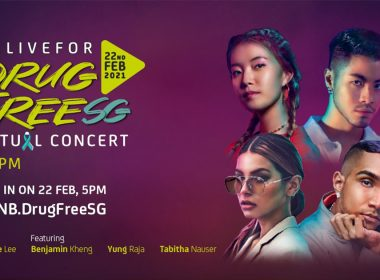CNB and NCADA host A virtual concert to further strengthen its anti-drug Abuse Campaign - #ILiveForDrugFreeSG - Alvinology