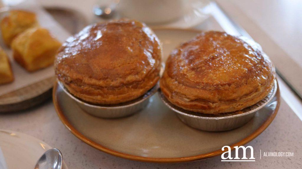 Pasticcio di manzo in crosta (baked beef pie)