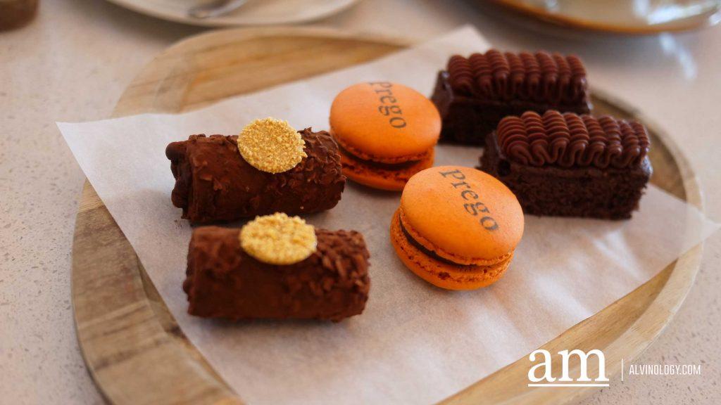 [Review] Prego Gentlemen's Tea at Fairmont Singapore - Alvinology