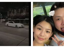 Who is Raybe Oh Siew Huey? Girlfriend of BMW Tanjong Pagar crash driver fighting in ICU - Alvinology
