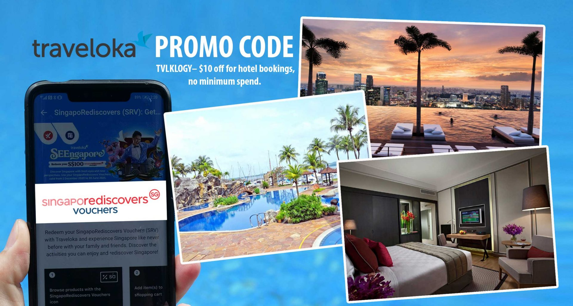[Promo Codes] Three Unique Staycations You Don't Want to Miss - Alvinology