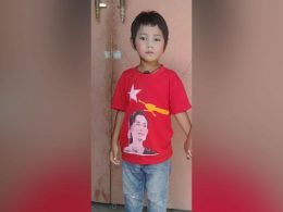 Who is Khin Myo Chit? Myanmar 6-year-old shot as Burmese police raid homes - Alvinology