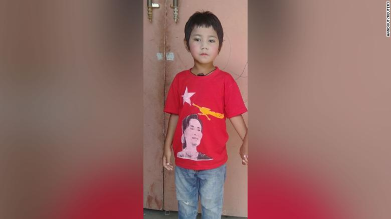 Who is Khin Myo Chit? Myanmar 6-year-old shot as Burmese police raid homes - Alvinology