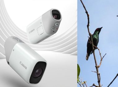 Canon's new pocket-sized Powershot ZOOM is the perfect camera for every occasion! - Alvinology