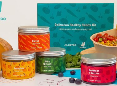 [GIVEAWAY] Deliveroo reminds kids to keep healthy this March Holiday with these new yummy edible paints - Healthy Habits Kit - Alvinology