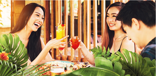 [SingapoRediscovers] Here's a list of Resorts World Sentosa's Island Escapes packages – the perfect staycation for a tropical island getaway! - Alvinology