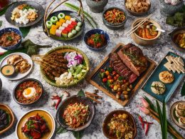 [PROMO] Get 15% off for a group of 5-8 adult diners at Hilton Singapore's Halal Iftar Buffet Pop-Up Restaurant this Ramadan - Alvinology