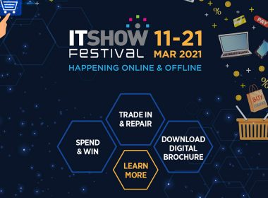 [PROMO+LUCKY DRAW] Win over S$15,000 worth of prizes at Singapore's first-ever IT Show Festival happening islandwide this March 2021! - Alvinology
