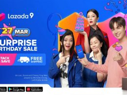 [PROMO] Lazada turns 9 this month! Here are every promos and events you need to know to make the most of Lazada's Surprise Birthday Sale! - Alvinology