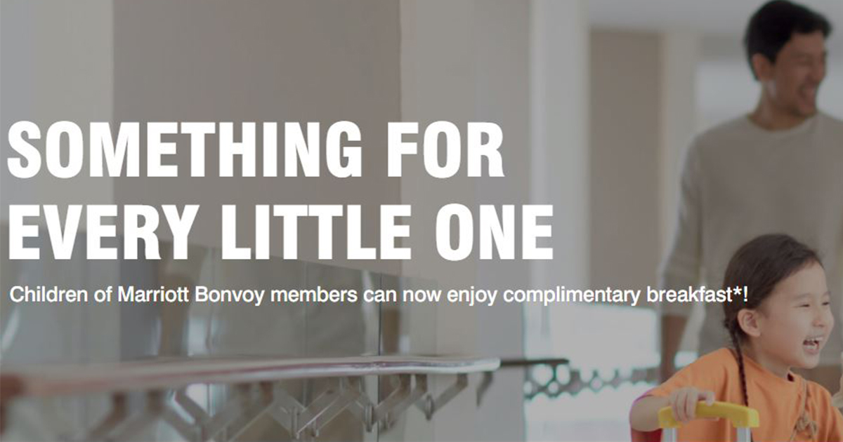 Marriott Bonvoy Family Staycation Packages – take the whole family and pamper the little ones with the Kids Dine Free offer from these hotels! - Alvinology