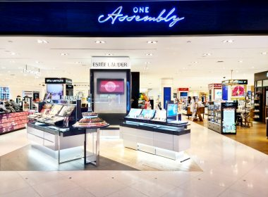 [Store Visit] ONE assembly at Raffles City: Beauty and lifestyle destination in town - Alvinology