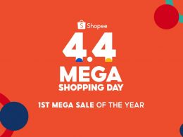 [SALE] Shopee 4.4 Mega Shopping Day - 4 Million Vouchers, 28% Cashback and, Million Dollar Discount deals; See them all here! - Alvinology