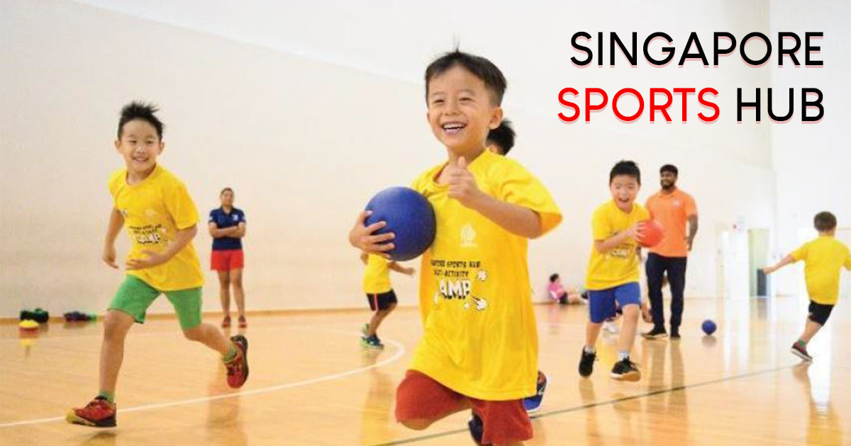 Singapore Sports Hub is the go-to place for kids this March school holidays – check out the new exhibition at the Sports Museum - Alvinology