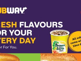 [CONTEST] Win a FREE Subway Meal by coming up with the craziest Subway Meal Name and Ingredients Idea; Here's how – - Alvinology