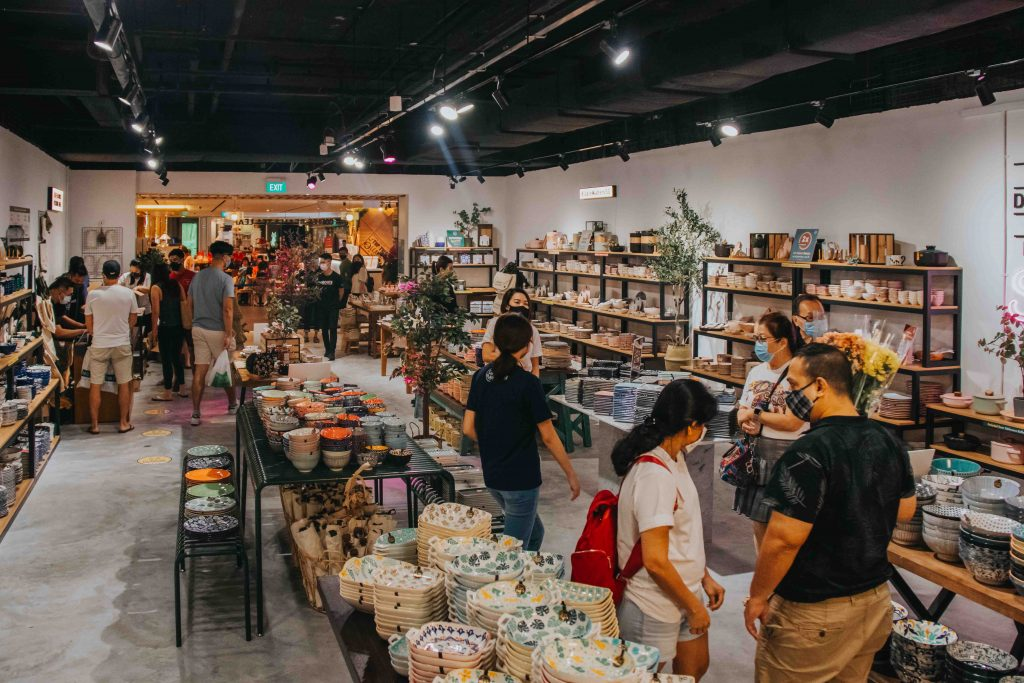 [#SupportLocal] - Asian-inspired ceramic tableware from Table Matters to up your home dining foodstagram Game - Alvinology