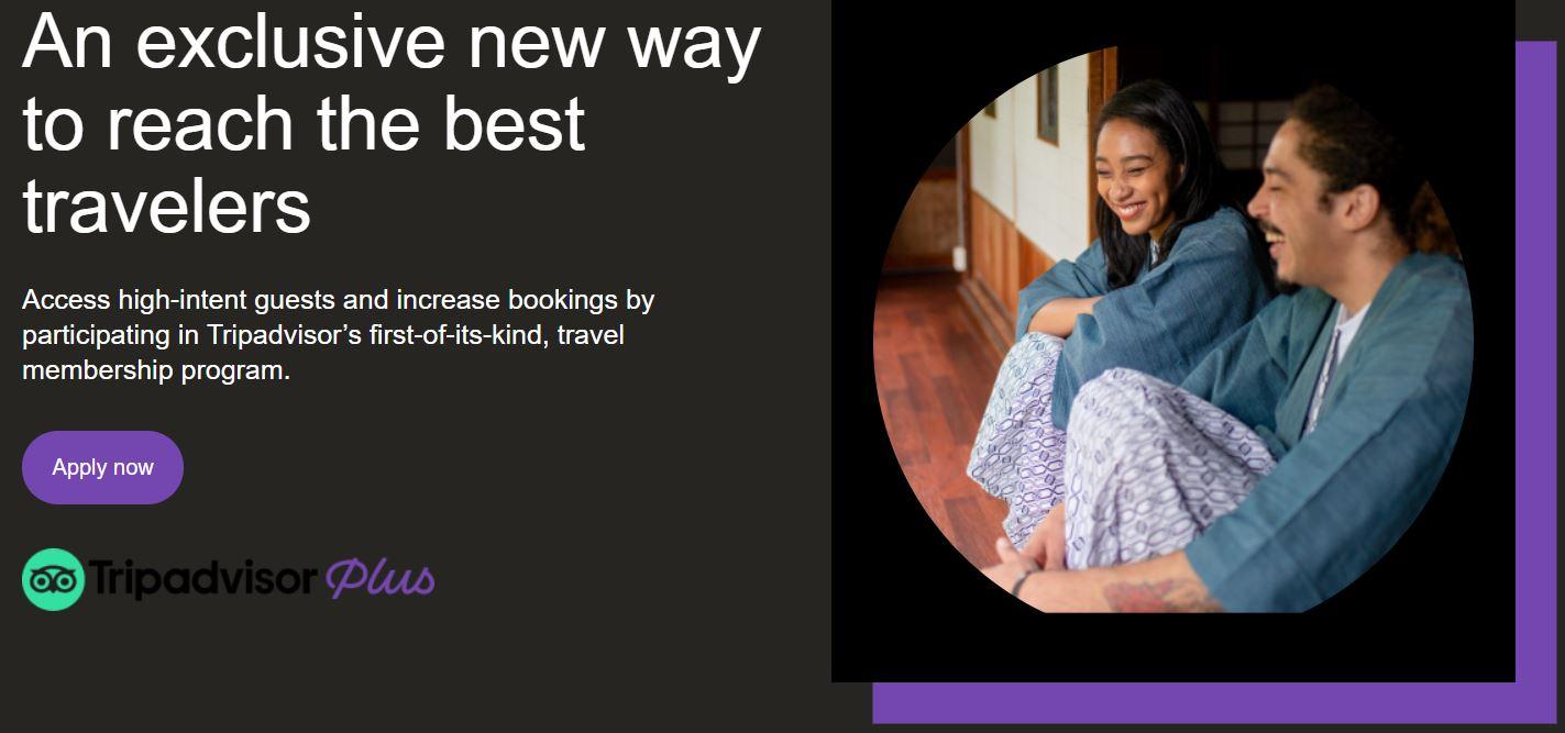 Tripadvisor's new membership program opens more savings and perks to both travellers and hotels; Free For Hotels, $99 annual membership fee for travellers - Alvinology