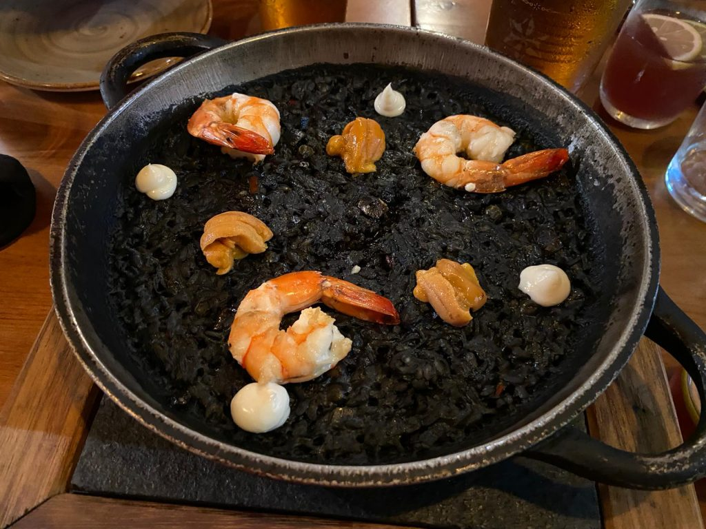[Review] Experience Spanish Food with Uni and more with Pura Brasa's latest seasonal Seafood menu - Alvinology