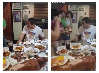 PH President Duterte tried to grope domestic helper's crotch during birthday celebration - Alvinology