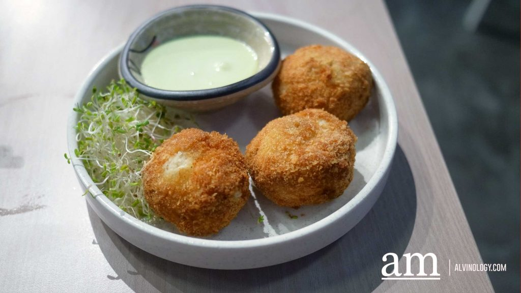 In-house Chasu Croquette