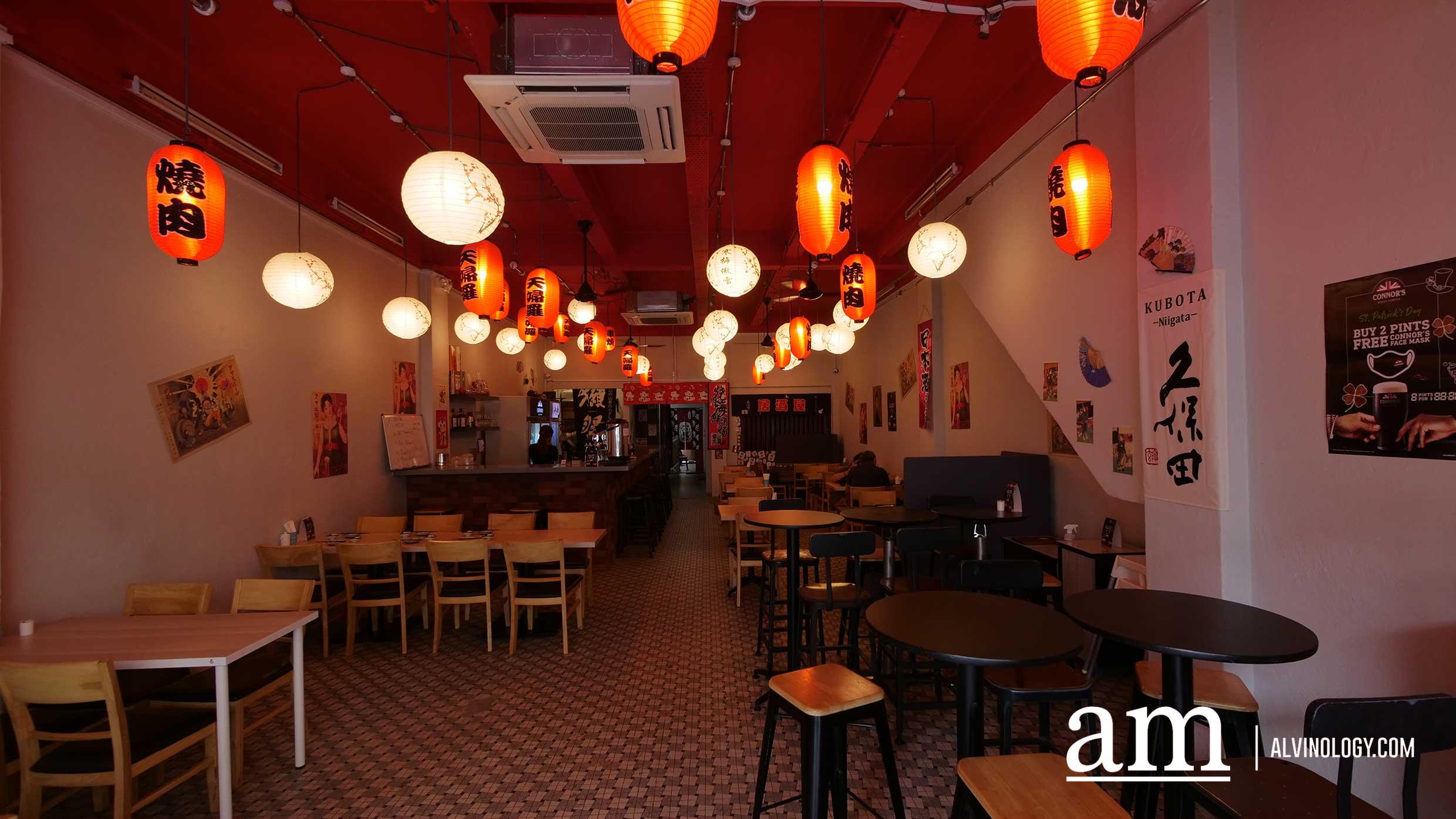 [Review] Hinode Izakaya & Bar at Hamilton Road - Alvinology