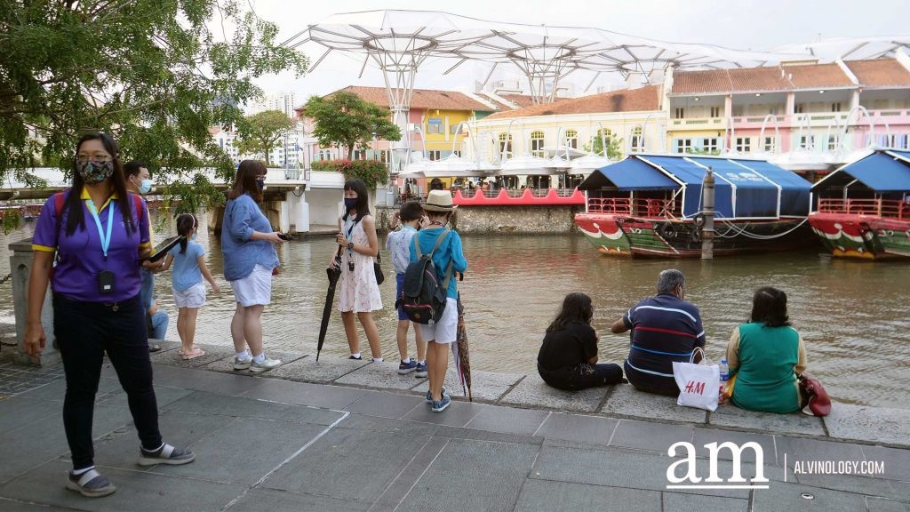 [Review] Eat, Play Love @ Singapore River with Monster Day Tours - Alvinology