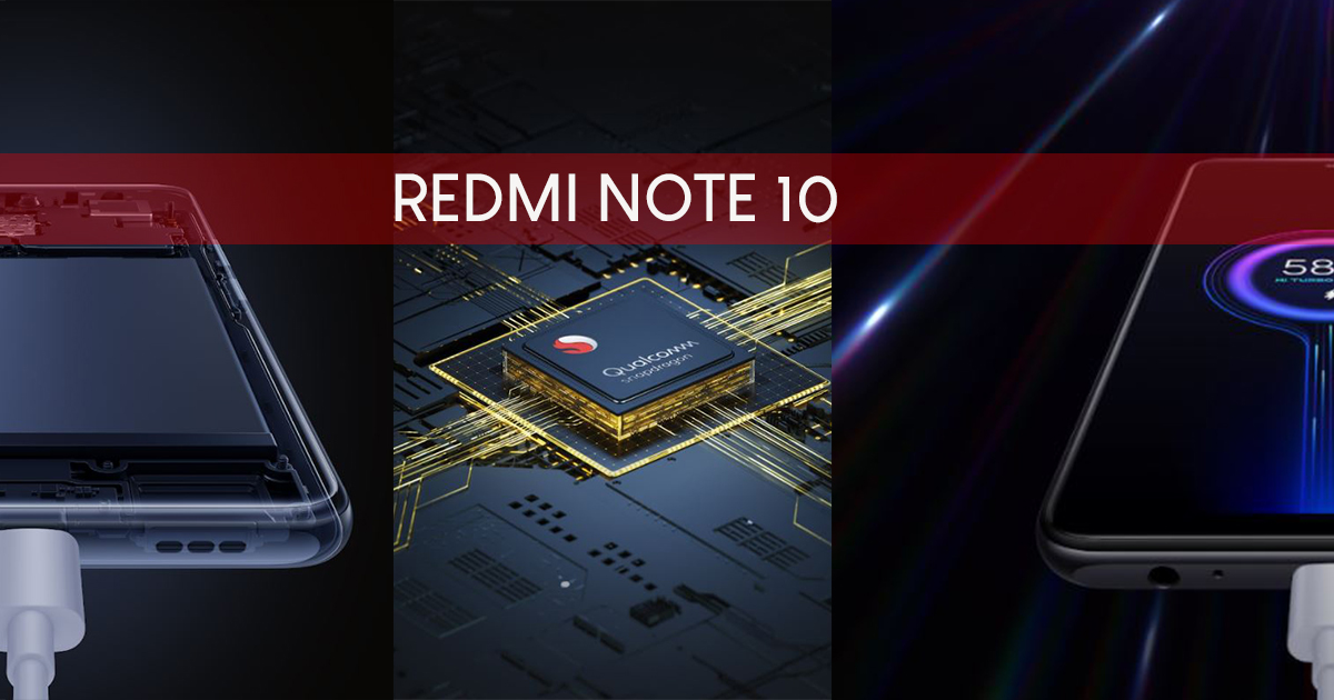 Redmi Note 10 is out and you can own one for only S$249 if you buy from 8 March; see full specs and variants here - - Alvinology