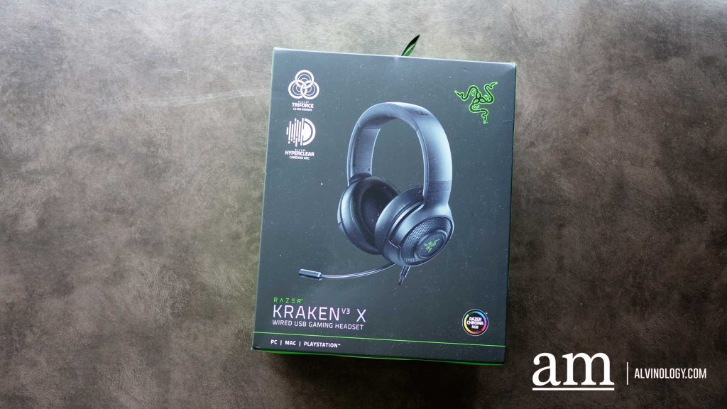 [Review] New Razer Kraken V3 X gaming headset and Razer Kiyo Pro to Up your WFH Game - Alvinology