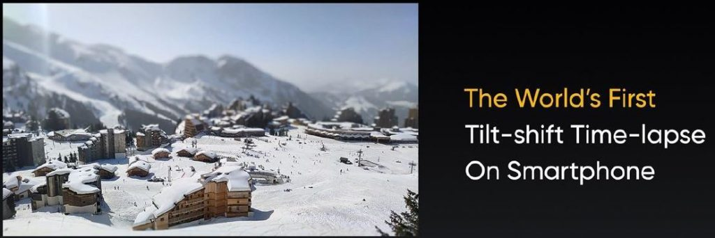 Realme unveils its 108MP camera featuring the world's first tilt-shift and starry time-lapse video; will be available soon on the realme 8 series - Alvinology