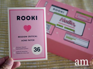 [#SupportLocal] Maskne? Rooki is here to save the day with their nEW Mission Critical Acne Patch - Alvinology