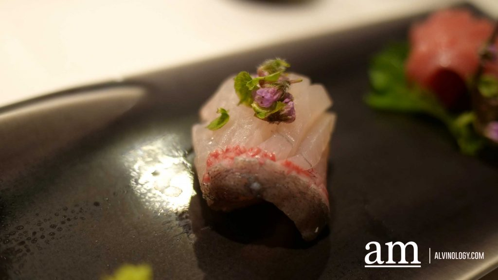 [Review] Japanese Omakase with complimentary sake pairings-Shinzo's new spring Menu - Alvinology